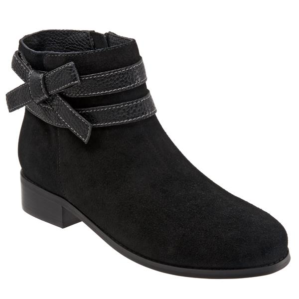 Luxury Black Suede